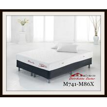 Ashley Sleep Memory Foam Mattress M741 Brisbane Bay at Aztec Distribution Center Houston Texas