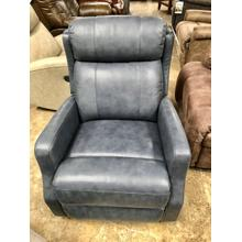 See Details - Leather Recliner