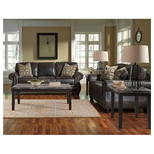 Breville- Charcoal Sofa and Loveseat