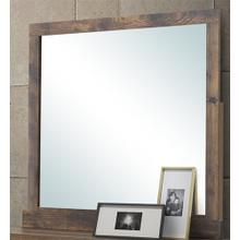 Campbell Mirror in Ranchero Finish