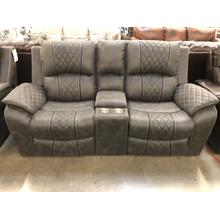 See Details - POWER RECLINING LOVESEAT