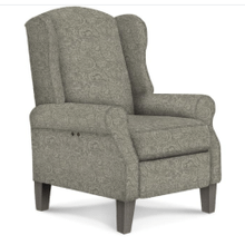 DANIELLE POWER High-Leg Recliner IN Marble    (9OL60-21993,40002)