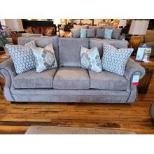 CLEARANCE Jasper Furby Pewter Sofa