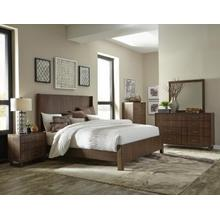 Gulfton Qn Bed, Dresser, Mirror and Nightstand