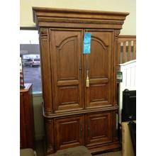 Hooker Entertainment Armoire