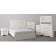 B2588 4PC SET: Dresser, Mirror, Chest, & Nightstand (Stelsie)