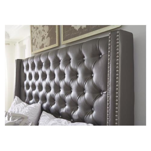 Queen Upholstered Headboard
