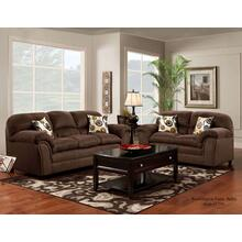 1250 Washington Living Room TY Chococlate Houston Texas USA Aztec Furniture