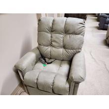 Lift Chair in Nebraska Stone Fabric