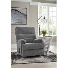 Man Fort Rocker Recliner - Graphite