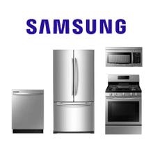 See Details - Samsung 4 Piece Kitchen Package. Price Valid Thru 7/31/21