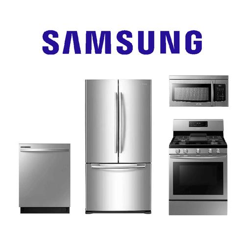 Packages - Samsung 4 Piece Kitchen Package. Price Valid Thru 9/30/21