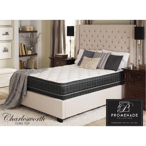 Corsicana-Charlesworth-Euro Pillow Top