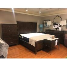 Serenity collection bedroom