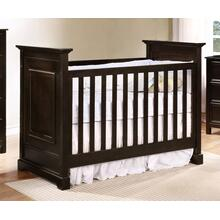 Classic Waterford Panel Crib Dark Espresso Finish