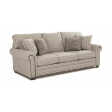 K13810  Sofa and Loveseat - Conversation Linen - LOVESEAT IN STOCK