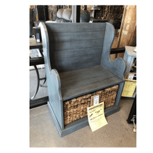 View Product - Entry Bench w/Storage