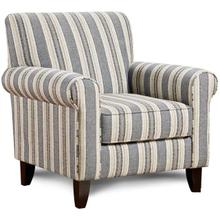 Nell Denim Accent Chair