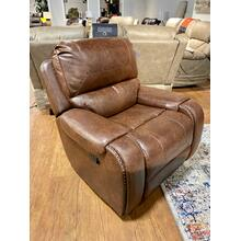 Avalanche Tobacco Rocker Recliner