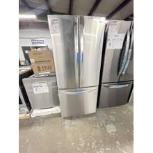 See Details - ** ANKENY LOCATION** 30 WIDE 22 cu. ft. French Door Refrigerator NEW ITEM FACTORY WARRANTY