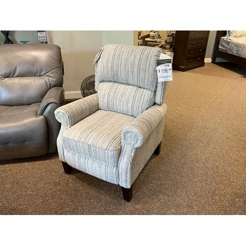 Joanna Three Way Power Recliner Gravel