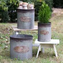 Garden Canisters