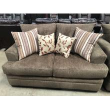 See Details - Cornell Cocoa Loveseat