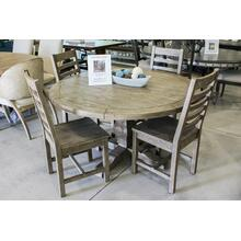 Caleb Round 5 Piece Dining Set - Outlet