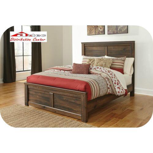 Ashley Furniture - Ashley B246 Quinden Bedroom set Houston Texas USA Aztec Furniture