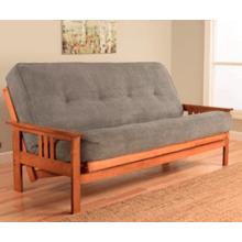See Details - Kodiak Furniture Monterey Futon in Marmont Thunder