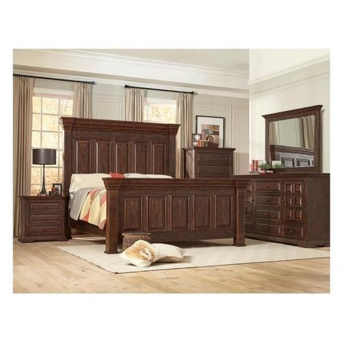 Lifestyle - 8 Piece King Bedroom Group