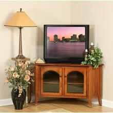 Master Style Corner TV Stand