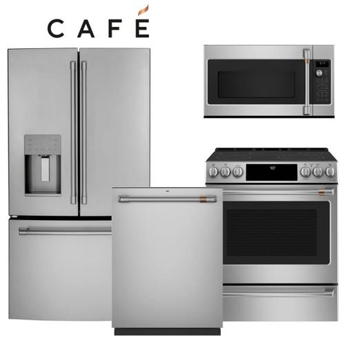 Cafe Stainless Steel Kitchen Package - before rebate
