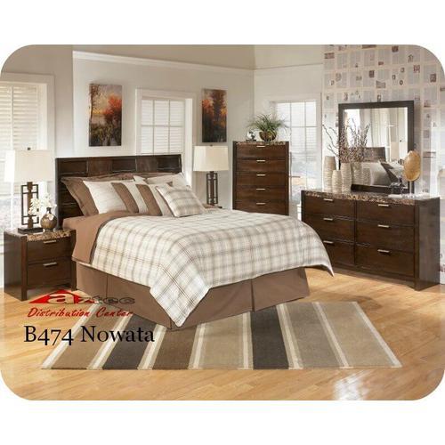 Ashley Furniture - Ashley B474 Nowata Bedroom set Houston Texas USA Aztec Furniture