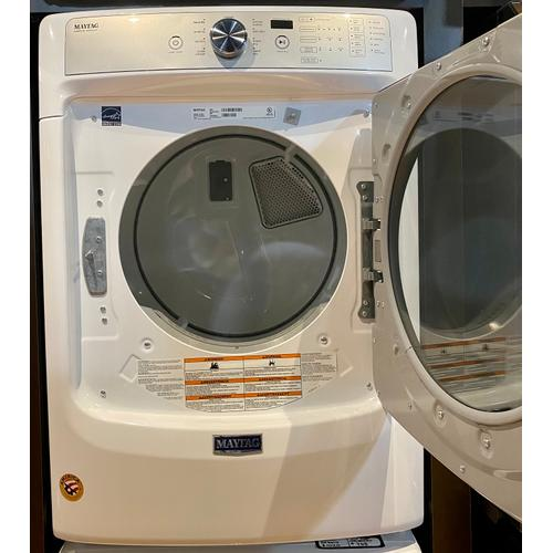 Maytag®  MED5500FW    7.4 cu. ft. Electric Dryer - White