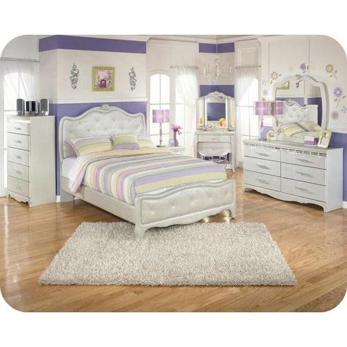 Ashley Furniture - Ashley B182 Zarollina Bedroom set Houston Texas USA Aztec Furniture