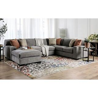 Ferndale Sectional Gray