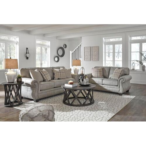 Olsberg Sofa and Loveseat