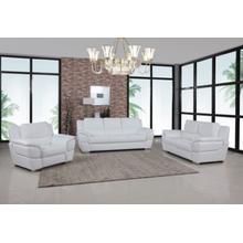 View Product - 4572 - White Sofa Set