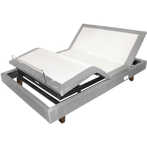 """Gallery - Motion perfet Queen Bed With 10"""" Memory Foam Mattress"""