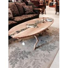 Whit Birch River Coffee Table