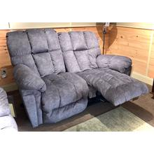 LUCAS SPACE SAVER LOVESEAT in Midnight       (L856RA4-25436D,28052)