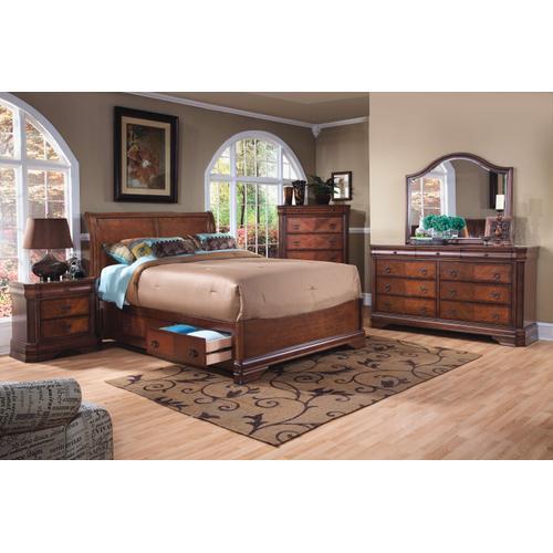 Sheridan Storage King Bed