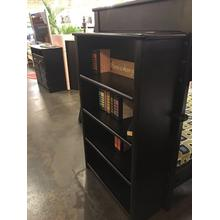 Bookcase Black Cherry