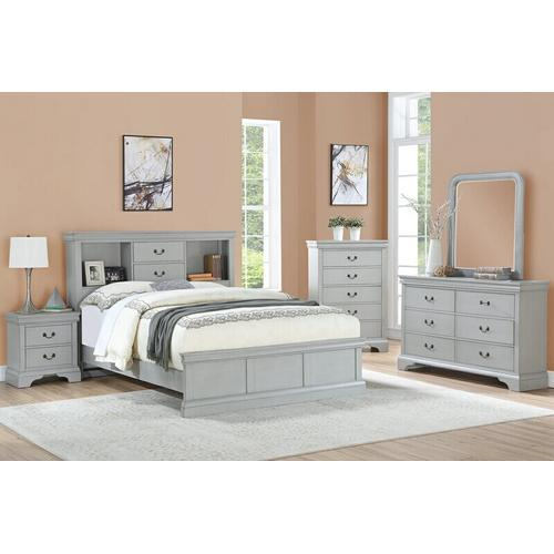 4pc Twin Bed Set