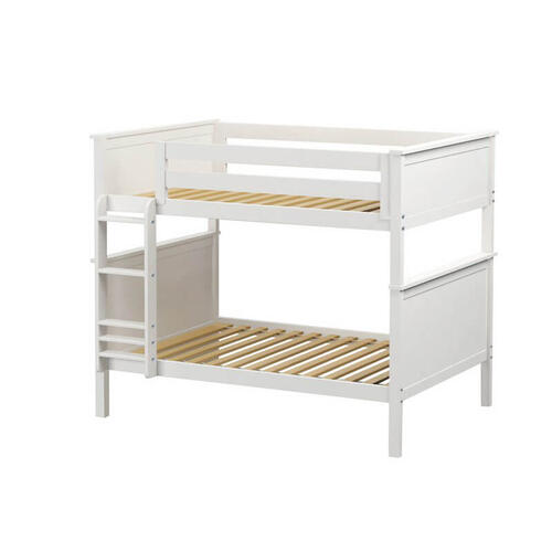 Jackpot Kent Full/Full Bunk In White Finish
