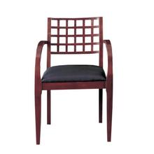 See Details - Emerald - Guest Chair Slat Back
