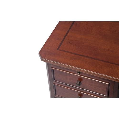 "Product Image - Canyon Ridge 72"" Desk with 52"" Return"