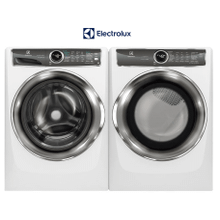 Electrolux Laundry pair with POD Dispenser!