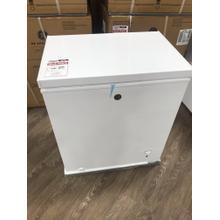 GE® 5.0 Cu. Ft. Manual Defrost Chest Freezer **OPEN BOX ITEM** West Des Moines Location
